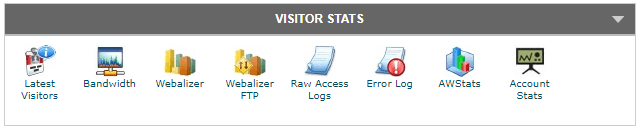 visitor stats