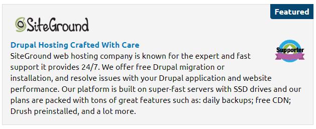 drupal certified