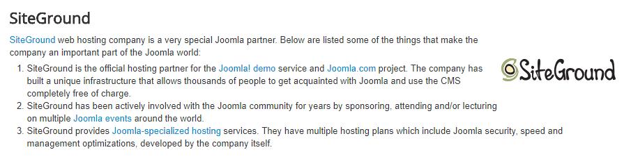joomla partner