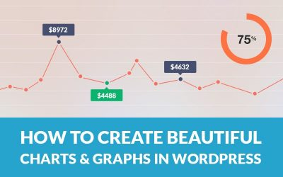 Best WordPress Charts & Graphs Plugins