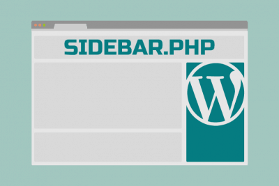 Remove the WordPress Sidebar