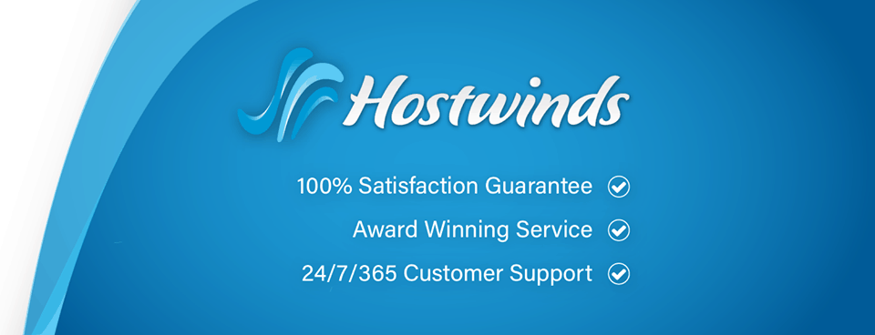 Born Out Of A Frustration With Available Web Hosts Hostwinds Was Created By Holden When He Working As Back End Developer