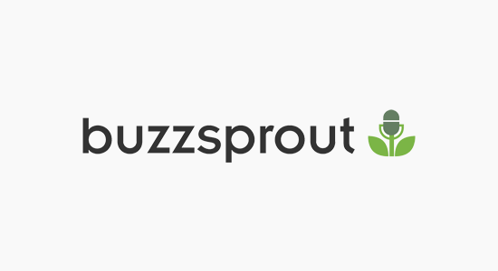 buzzsprout podcast logo