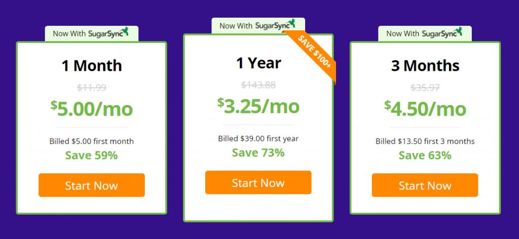 ipvanish pricing plans